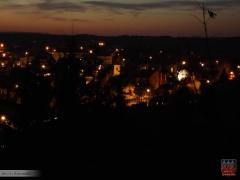 2013.11.19 Grabowiec noca w obiektywie Leszka Koremskiego