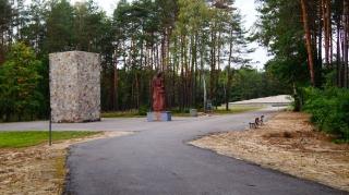 Obóz zagłady, Sobibór. 2012 r. Fot. DK_1